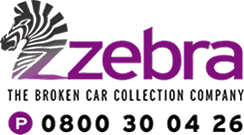 Zebra Broken Car Collection